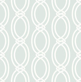 Infinity Mint Geometric Stripe  wallpaper