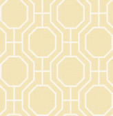 Circuit Yellow Modern Ironwork  wallpaper