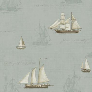 Andrew Sky Ships Wallpaper