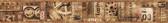Milton Rust Nuts & Bolts Border