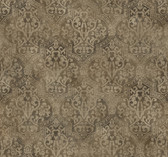 Frederick Brown Quatrefoil Medallion Wallpaper