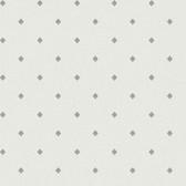 Norman Cream Medallion Wallpaper MAN02754