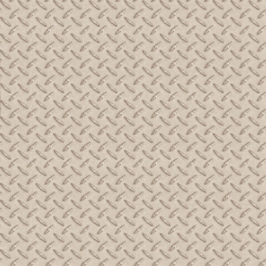 Kipling Silver Diamond Plate Wallpaper