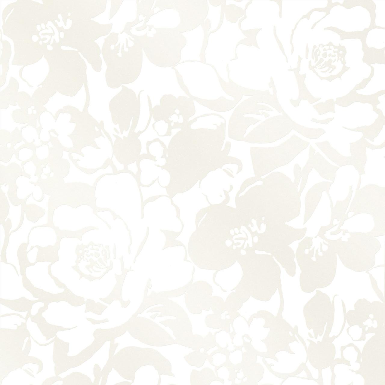 356000 Eccentricity White Damask Wallpaper Indoorwallpaper Com