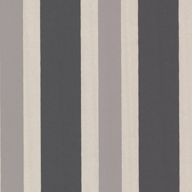 Orbit Charcoal Stripes
