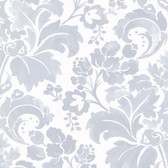 Perigee Blue Damask