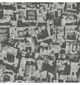Marble Mara Grey Geometric Mural