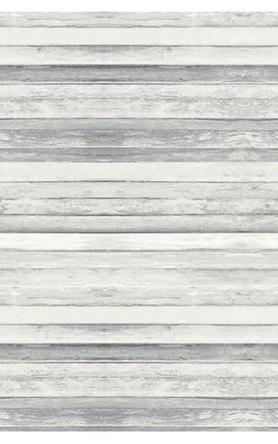 Timber Light Grey Board Wall Mural