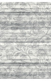 Woodlands Light Grey Floral Board Wall Mural