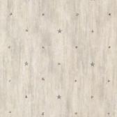Bryndle Grey Barnstar & Sprigs Wallpaper