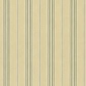 Thunderbird Green Cabin Stripe Wallpaper