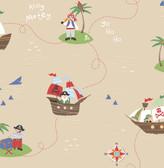 Funny Pirates Sand Pirates