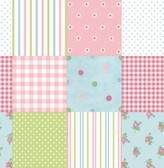 Patchwork Pink Patchwork