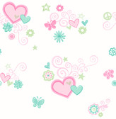 Heart Felt Green Hearts