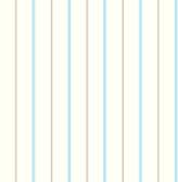 Little Tailor Pinstripe Orange Stripe