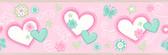 Heart Felt Doodle Green Border
