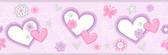 Heart Felt Doodle Lilac Border
