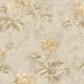 Carmela Silver Floral