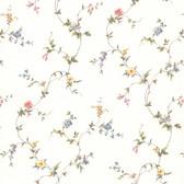 Christine White Floral Trail