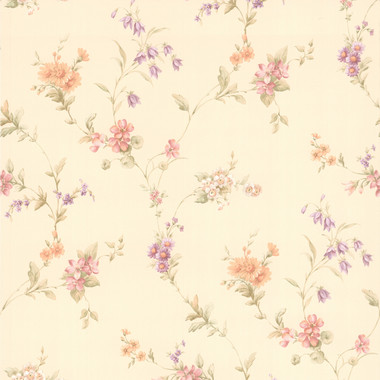 Yelena Pastel Midscale Floral