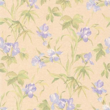 Iris Lavender Iris Floral
