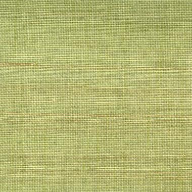 Miyo Green Grasscloth 63 54735 Wallpaper