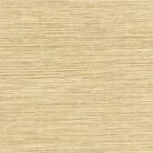 Li Ming Beige Grasscloth Wallpaper