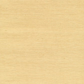 Wan Beige Grasscloth Wallpaper