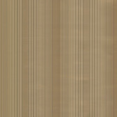 Casco Bay Brown Ombre Pinstripe Wallpaper