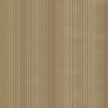 Casco Bay Brown Ombre Pinstripe Wallpaper
