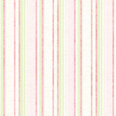Belfast Pink Galop Stripe Wallpaper