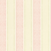 Eastport Pink Arabelle Stripe Wallpaper