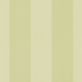 Harpswell Celery Herringbone Awning Stripe Wallpaper