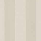 Harpswell Grey Herringbone Awning Stripe Wallpaper