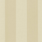 Harpswell Beige Herringbone Awning Stripe Wallpaper