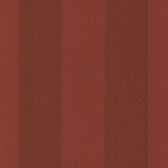 Harpswell Ruby Herringbone Awning Stripe Wallpaper