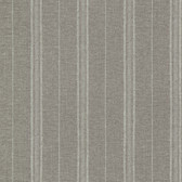 Calais Taupe Grain Stripe Wallpaper