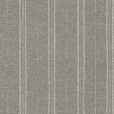 Calais Taupe Grain Stripe Wallpaper