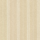 Calais Beige Grain Stripe Wallpaper