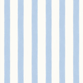 Boothbay Harbor Ocean Waterside Stripe Wallpaper