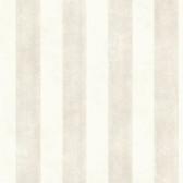 Surry Grey Soft Stripe Wallpaper