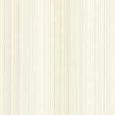 Wells Cream Candy Stripe Wallpaper