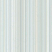 Wells Denim Candy Stripe Wallpaper