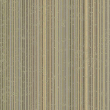 Wells Moss Candy Stripe Wallpaper