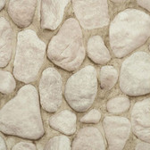 Modern Rustic River Rock RN1066ES wallpaper