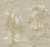 METALLICSCENIC GF0767 by York wallcovering, we are offering pleasant wallpaper with a touch of flowers