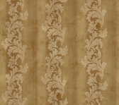 ACANTHUSSTRIPE GF0814 by York wallcovering, decorate your wall with YorkåÎ̍s lovely wallpapers