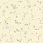 Opal Essence Small Vine Wallpaper