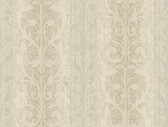 Opal Essence Ironwork Stripe Wallpaper