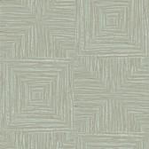 Wall Sculpture Fabric Squares Wallpaper